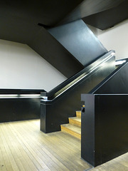 use the stairs