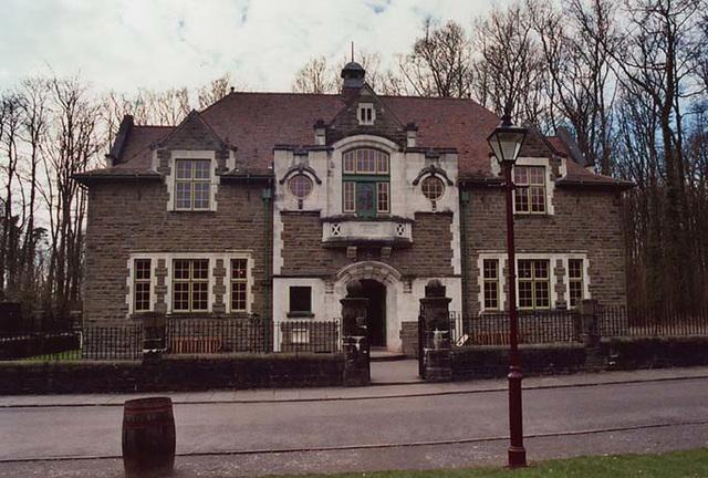 Oakdale Workmen's Hall, 2004