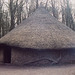 Large Wattle and Daub Round House, 2004