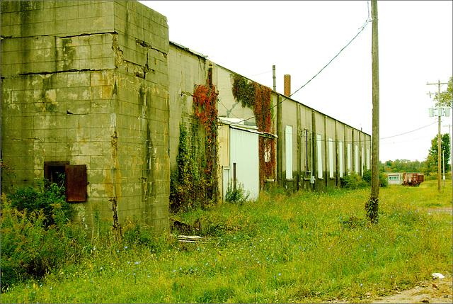Michigan Peat Company Complex