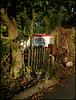 houseboat garden gate