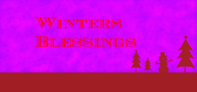 Winters Blessings 1