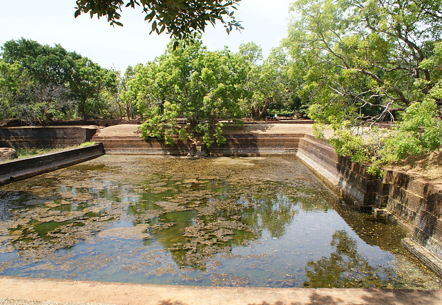 Royal Bathing Pools, Sigiriya