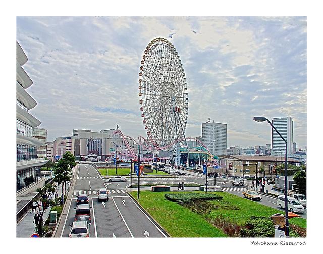 Yokohama - Ferris Wheel