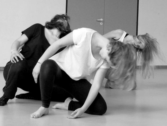 et Jeanne danse...
