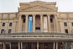 The Brooklyn Museum, Nov. 2006