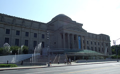 The Brooklyn Museum, August 2007