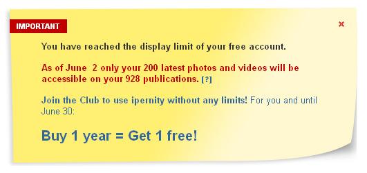 Buy 1 Year - Get 1 Free