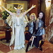 Viking Drag Queens in New York City on Halloween, 2005