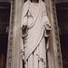 St. Thomas Episcopal Church Christ Portal Sculpture, June 2006