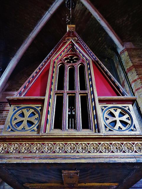st.peter's church, vauxhall, london