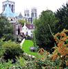 York Minster (North-East side).