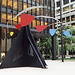 """Ordinary"" Mobile Sculpture by Alexander Calder on Park Ave.,  Aug. 2006"