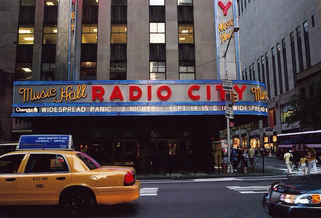 Radio City Music Hall, Sept. 2006