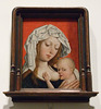 Madonna Nursing the Christ Child by the Master of the Magdalene Legend in the Brooklyn Museum, March 2010