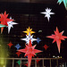 Christmas Decorations at the AOL-Time Warner Building, Dec. 2006