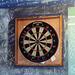 Dart Board in Cheap Shots, Dec. 2006