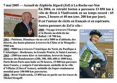 14 — Zéphirin Jégard (Zef), 2005