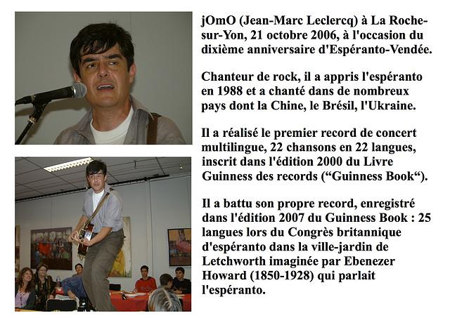 15 — jOmO, 2006
