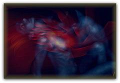 Le feu sous tes caresses… Ou le moindre baiser posé comme un cadeau par tes folles tendresses ...