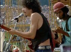 "Santana - Evil Ways 1969 ""Woodstock"""