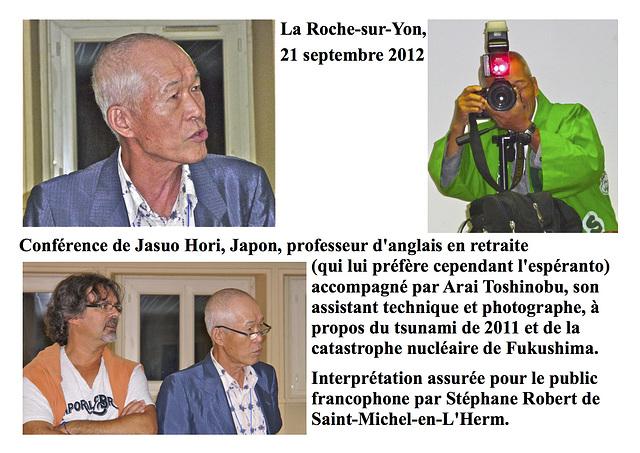 20 — Hori Jasuo, 2012