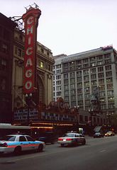 The Chicago Theatre, Oct. 2001