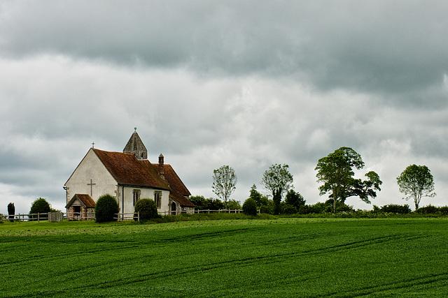 Chapel of St Hubert, Idsworth