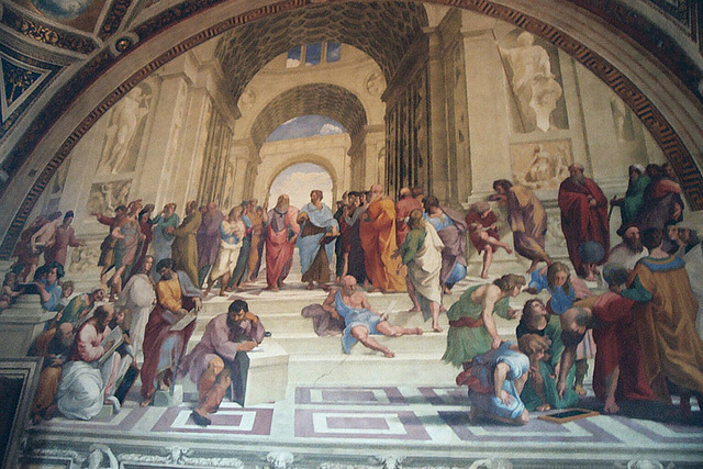 the school of athens by raphael essay Read history painting essay: the school of athens from the story school stuff by kit1234able (jayson delgado) with 63 reads school painter: raffaello sanzio.