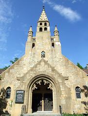 First Church of Christ, Scientist, in Forest Hills Gardens, July 2007