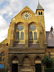 st.peter's church, vauxhall, london