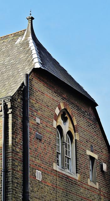 herbert house, st.peter's vauxhall, london