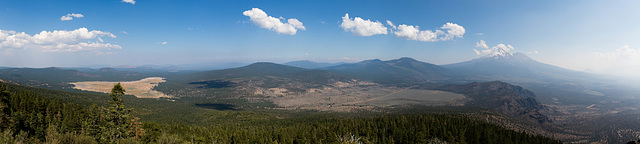 From Herd Peak Lookout