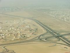 Desert junction