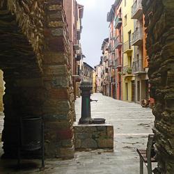 Spain - Catalonia, La Seu d'Urgell