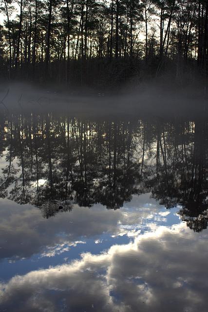 River of sky