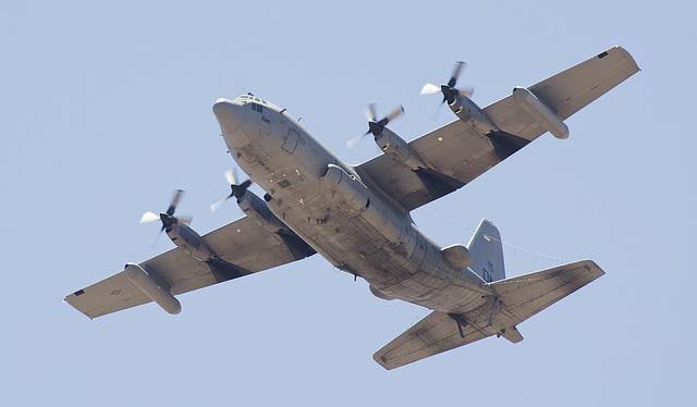 Lockheed EC-130H Hercules 73-1586