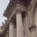 Detail of the Metropolitan Museum of Art's Facade, 2006