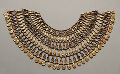 Egyptian Broad Collar in the Metropolitan Museum of Art, November 2010