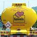A Love's Tanker Truck