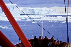 "Through ""Iceberg Alley"""