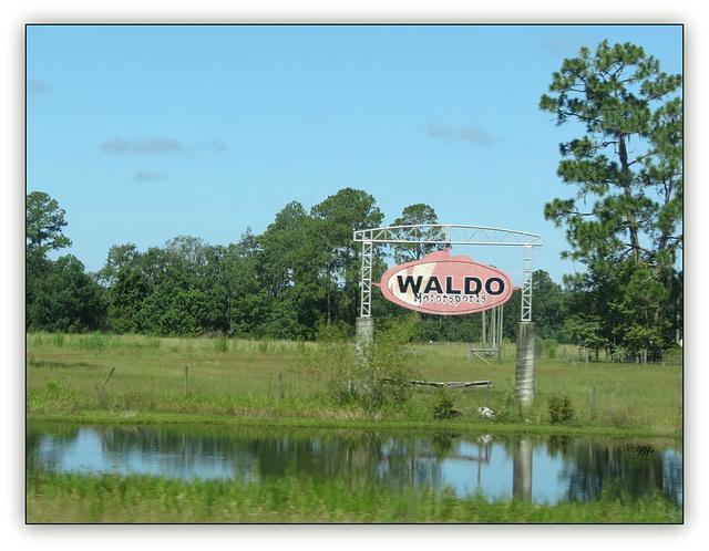 Where's Waldo ?