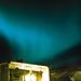 Aurora australis over Mawson