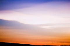 Nacreous Clouds at sunset