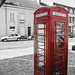 Pithiviers cabine téléphonique