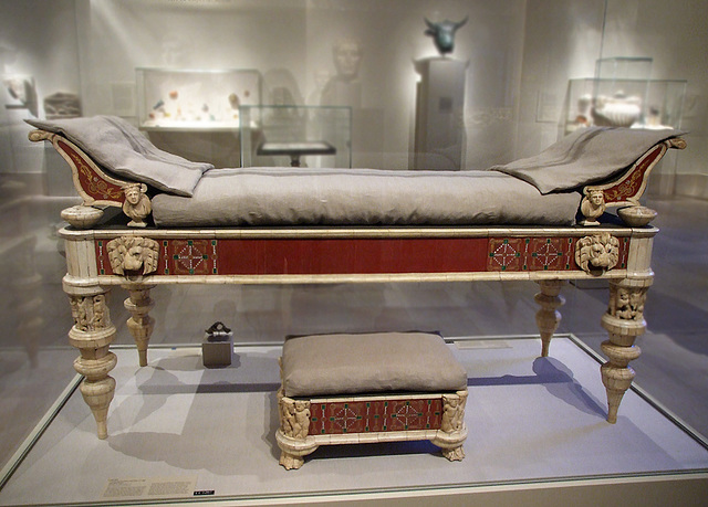 ipernity: Roman Couch and Footstool in the Metropolitan ...