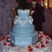 Blue Wedding Cake, 2004