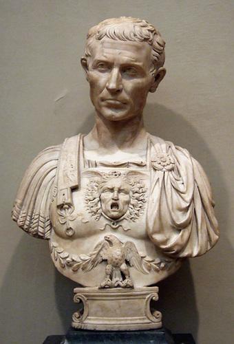 Ipernity Renaissance Bust Of Julius Caesar In The