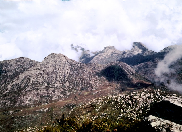 Sapitwa Peak Ascent