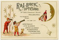 W. H. Walmsley, Manager, R. & J. Beck, Opticians, Philadelphia, Pa.